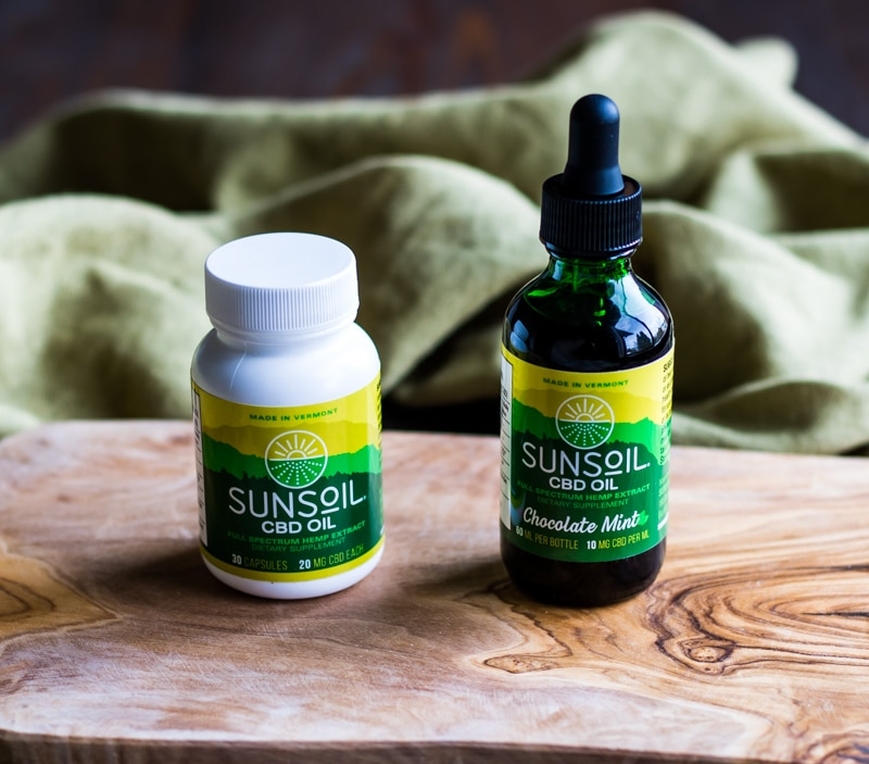 sunsoil cbd products